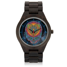 Load image into Gallery viewer, Steal Your Heart Wood Watch