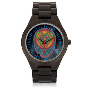 Steal Your Heart Wood Watch