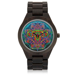 Koala Sandal Wood Watch