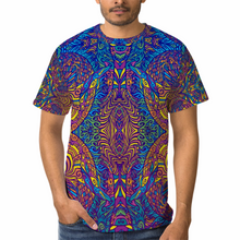 Load image into Gallery viewer, Toroidal Energy Unisex Yoga Tee