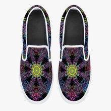 Load image into Gallery viewer, Black Phoenix Slip-On Shoes