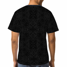 Load image into Gallery viewer, Tribal Elephant Unisex Yoga Tee