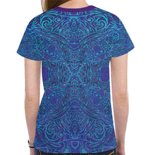 Load image into Gallery viewer, Aqua Koala Women's Mesh Tee Shirt