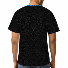 Load image into Gallery viewer, UniLionCorn Noir Unisex Yoga Tee