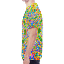 Load image into Gallery viewer, Koala Tie-Dye Men's Mesh Tee Shirt
