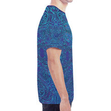 Load image into Gallery viewer, Aqua Koala Men's Mesh Tee Shirt