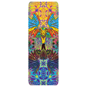 Unicorn Lion Yoga Mat