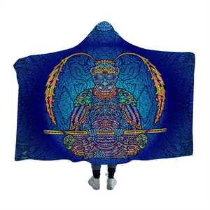 Sun Wukong ( Monkey King) Hooded Blanket Cloak