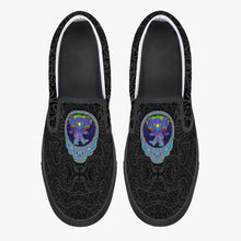 Load image into Gallery viewer, Dancing Koala Stealie Slip-On Shoes