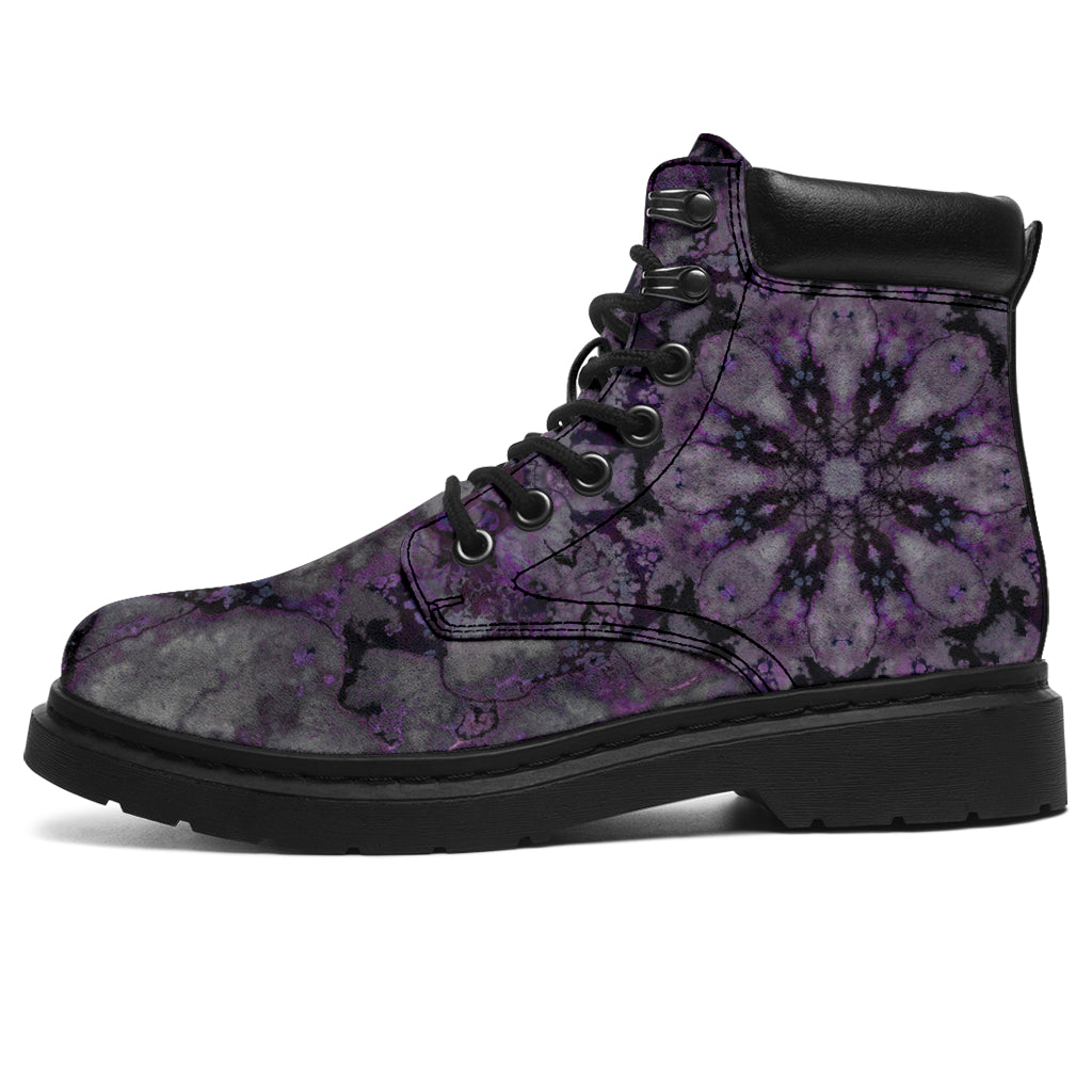 Ultra Violet Boots