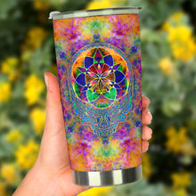 Load image into Gallery viewer, Stealie Tie Dye Tumbler
