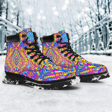 Load image into Gallery viewer, Aztek Psychedelic Boots