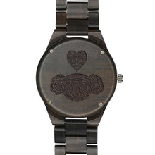 Load image into Gallery viewer, Koala Love Wood Watch