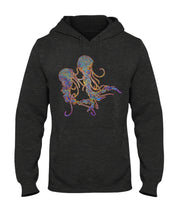 Load image into Gallery viewer, Psychedelic Jellyfish Hoodie