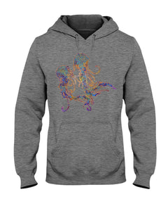 Psychedelic Jellyfish Hoodie