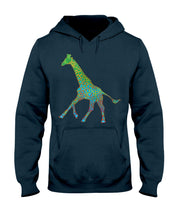 Load image into Gallery viewer, Free as a Giraffe Hoodie