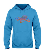 Load image into Gallery viewer, Octopus Trip Hoodie