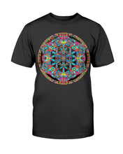 Load image into Gallery viewer, Flower of Life Unisex T-Shirt