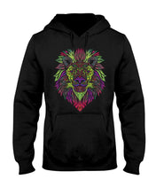 Load image into Gallery viewer, Tribal Lion Hoodie