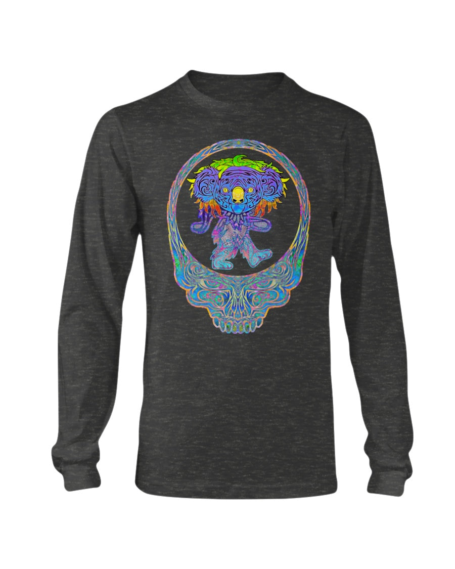 Dancing Koala Bear Long Sleeve Shirt