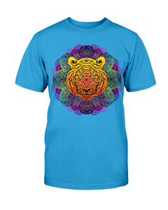 Tribal Tiger Unisex T-Shirt