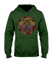 Load image into Gallery viewer, Giraffe HeArt Hoodie