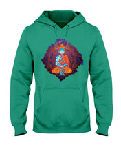 Load image into Gallery viewer, Musical Buddah Hoodie