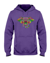 Load image into Gallery viewer, 3rd Eye Elephant Hoodie