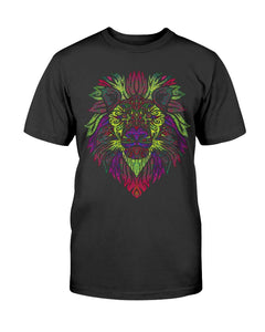 Tribal Lion Unisex T-Shirt