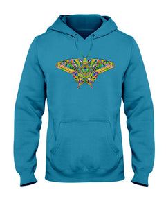 Swallowtail Hoodie