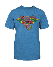 Load image into Gallery viewer, 3rd Eye Elephant Unisex T-Shirt
