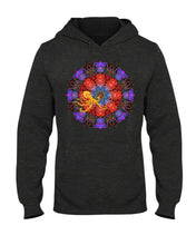 Load image into Gallery viewer, Octopus Mandala Hoodie