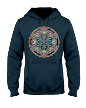 Load image into Gallery viewer, Flower of Life Hoodie