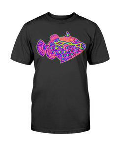 Rainbow Clown Fish Unisex T-Shirt