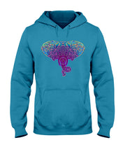 Load image into Gallery viewer, Tribal Elephant Hoodie