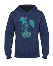 Load image into Gallery viewer, Hawaiian Taro Hoodie