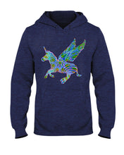 Load image into Gallery viewer, Unizebracorn Hoodie