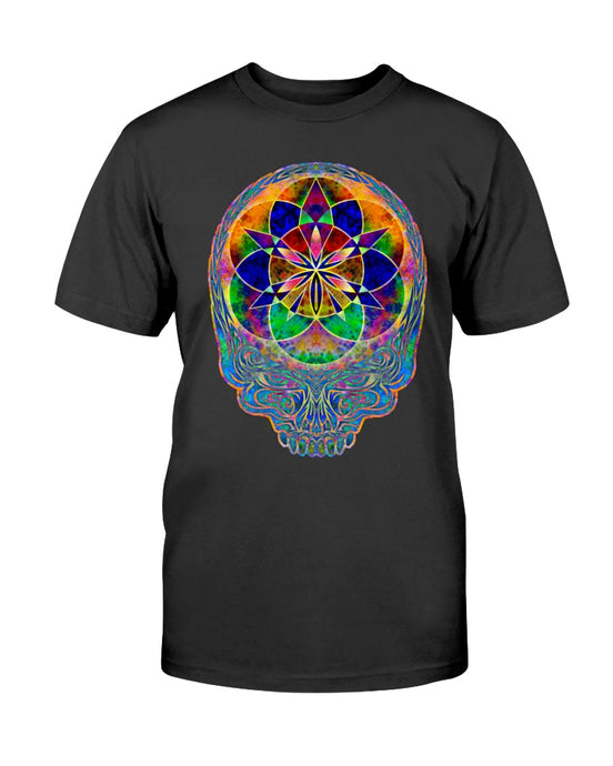 Stealie Seed of Life Unisex T-Shirt