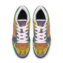 Load image into Gallery viewer, 13 Point Vegan Leather Sneakers