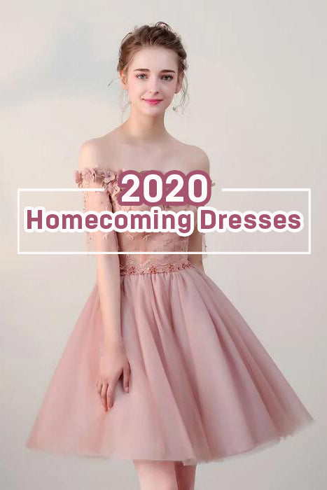 Homecoming Dresses 2020