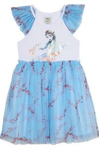 Disney X Pippa & Julie Frozen 2 Elsa Tutu Dress KPF0001