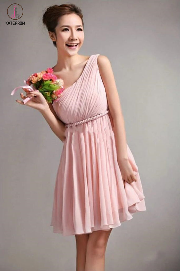 Short/Mini Bridesmaid Dresses Short Prom Dress KPB0005