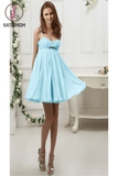 Chiffon Short/Mini Homecoming Dress Short Prom Dress KPH0038