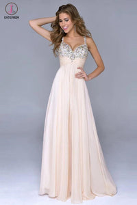 New Arrival Charming Sexy Long Prom Dress KPP0078