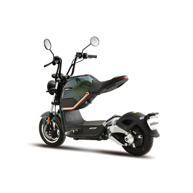 Sunra Miku Max 60V Electric Moped 2021 - Electric Rider™