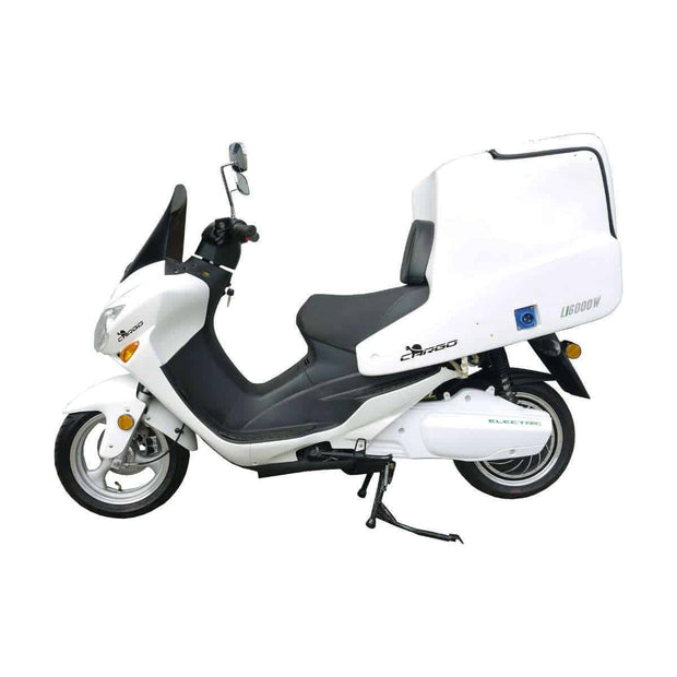 ERIDER Model 30 Cargo 72V Electric Delivery Scooter / Moped 2021 - Electric Rider™