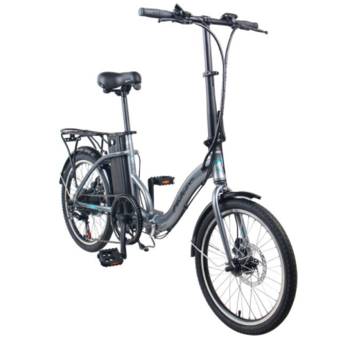 Dawes Cycles Falcon Crest 36V Electric Bike 2020 - ElectricRider