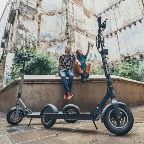 THE-URBAN #HMBRG V1 350W ELECTRIC SCOOTER 2020 - Electric Rider™