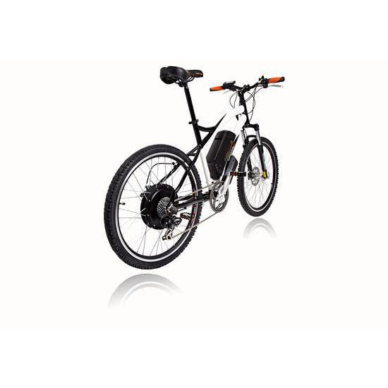 Cyclotricity Stealth 1000w Dual Power Mountain Electric Bike - ElectricRider