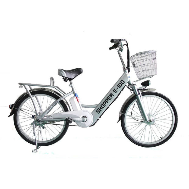 Powabyke Budget City Shopper E100 250w - ElectricRider